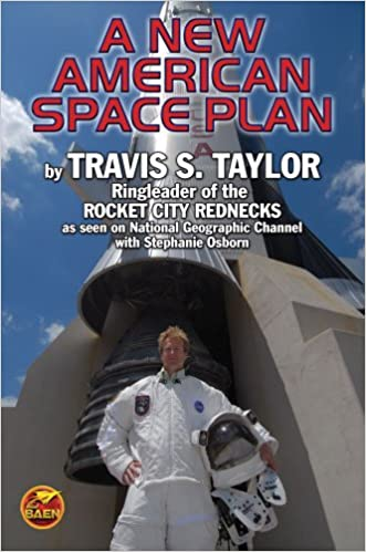 A New American Space Plan cover