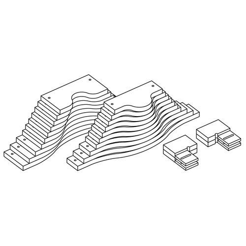 アーチ型テンプレート・パネルマスター5460