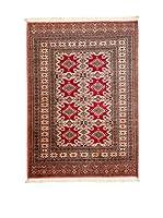 Navaei & Co. Alfombra Kashmir Rojo/Multicolor 140 x 94 cm