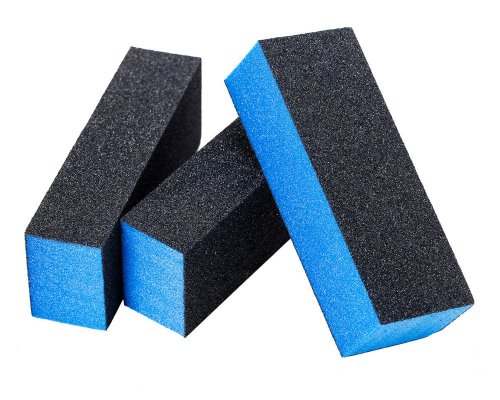 Set-of-3pcs-Premium-Quality-Nail-Art-Manicure-Pedicure-Blue-Sanding-Buffing-Blocks-By-VAGA
