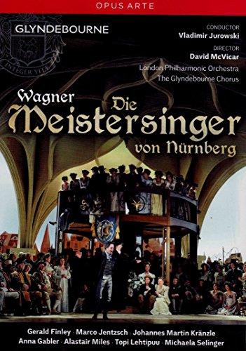 DVD : Die Meistersinger Von Nurnberg (2 Discos)