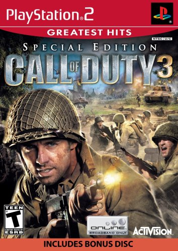 Online Game, Online Games, Video Game, Video Games, Nintendo, Wii, Xbox 360, Xbox, PlayStation2, PS2, Call Of Duty 3