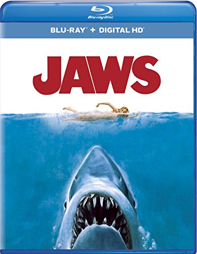 Blu-ray : Jaws (Ultraviolet Digital Copy, Snap Case, Digital Copy)