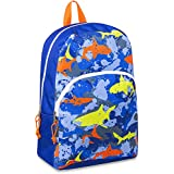 "15"" Boys Printed Preschool / Elementary School Backpack"