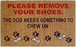 Mats Matter Remove your shoes-Doormat(40 x 70 CM)