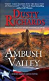 img - for Ambush Valley (A Byrnes Family Ranch Novel) book / textbook / text book