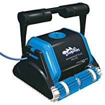 Hot Sale Dolphin 9999336-ADV Dolphin Advantage Plus Pro Rc Robotic Pool Cleaner with Swivel Cable