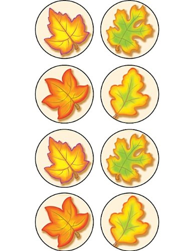 Teacher Created Resources Fall Mini Stickers, Multi Color (5769)