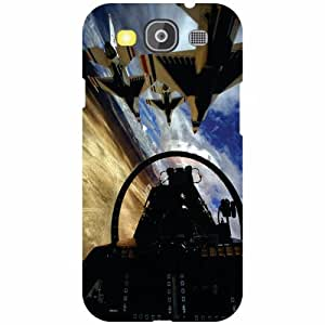 Samsung Galaxy S3 Neo Back Cover - Here We Go Designer Cases