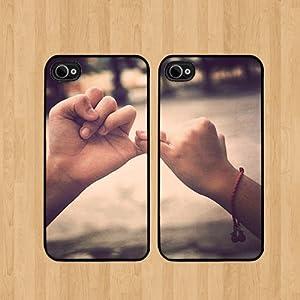Amazon.com: Promise Best Friends For iPhone 5 Case Soft ...