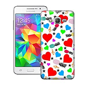 ZAPCASE Printed Back Case for SAMSUNG GRAND PRIME