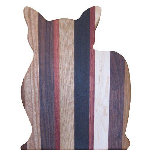 Cat Hardwood Cutting Board Discount Goose Df3