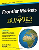 Frontier Markets For Dummies Front Cover