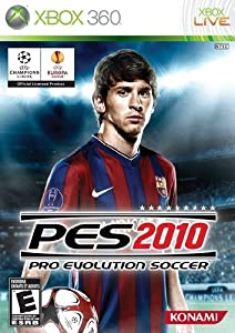 Pro Evolution Soccer 2010 - English version - Xbox 360