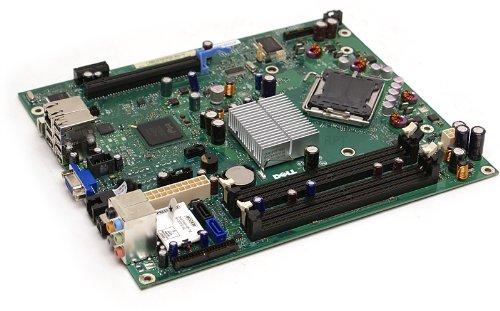 Genuine Dell WG860 P4 Motherboard Mainboard System Board For Dimension 9200C, XPS 210 Desktop (DT) Systems, Chipset: Intel G965 Express, Supported Processors: Intel Pentium 4, Pentium D, Celeron D, Intel Core Processor, Socket 775