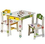 3 tlg. Set: Sitzgruppe für Kinder - aus sehr stabilen