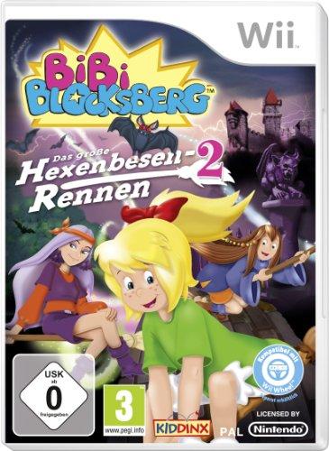 Bibi Blocksberg - Das große Hexenbesen - Rennen 2 - [Nintendo Wii] hier kaufen