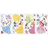 York Wallcoverings RMK1470SCS RoomMates Disney Princess - Princess Peel & Stick,
