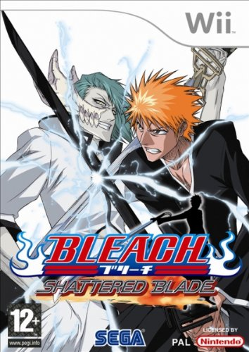 Bleach: The Shattered Blade (Wii) (Bleach Shattered Blade compare prices)