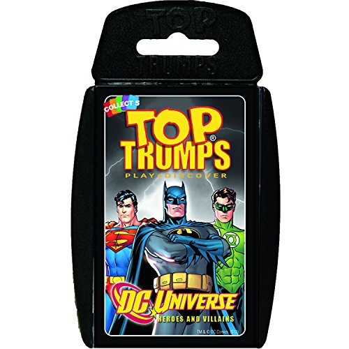 DC Superheroes Card Game - 1
