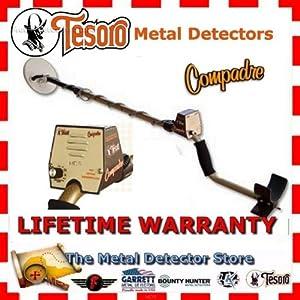 Tesoro Compadre Metal Detector by Tesoro