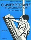 echange, troc John L. Philip - Partition: Methode de clavier portable pour debutants vol. 1