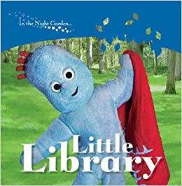 In the night garden little library bbc 9781405903783 for Little garden imports