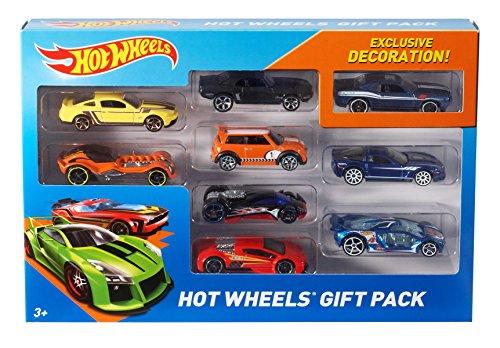 Hot-Wheels-9-Car-Gift-Pack-Styles-May-Vary