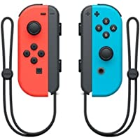 Nintendo Switch Joy-Con Controllers (L/R) (Neon Red/Neon Blue)