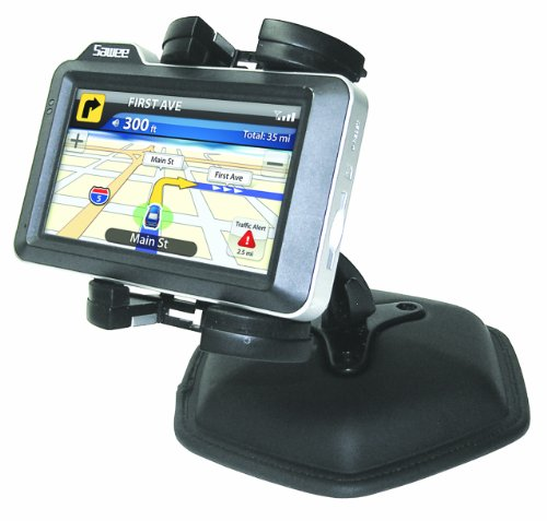 Custom Accessories 23187 Phone/Gps Holder With Dash Pad