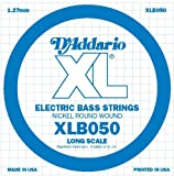 D'Addario Single Bass Xl 050 Long