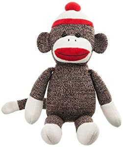Webkinz Knit Sock Monkey Plush at 'Sock Monkeys'