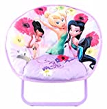 Disney Tinkerbell Fairies Mini Saucer Chair
