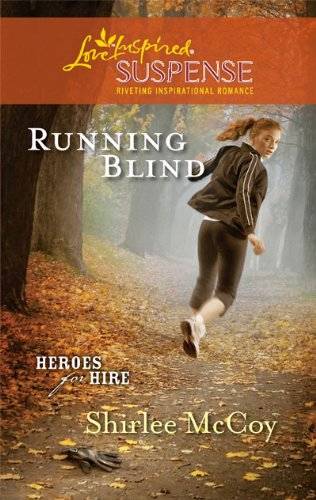 Image of Running Blind (Love Inspired Suspense)
