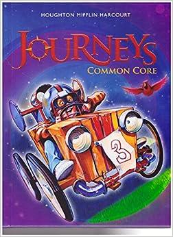 Amazon Com Journeys Common Core Student Edition Volume 2 border=