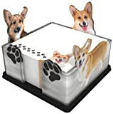 Got Yo Gifts Pembroke Welsh Corgi Smoke Note Holder