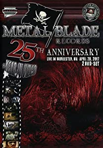 Metal Blade 25th Year in Video