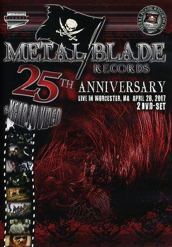 Metal Blade 25th Anniversary Dvd