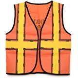 Kids Construction Vest Party Accessory