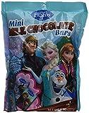 Disney Frozen Mini Milk Chocolate Bars