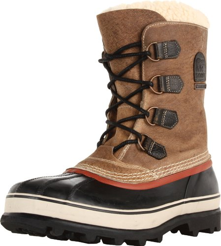 Sorel Men's Caribou Reserve Boot,Truffle,8.5 M US