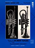 img - for Music Minus One Trumpet: Advanced Trumpet Solos, Vol. I (Robert Nagel) (Sheet Music & CD) book / textbook / text book
