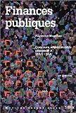 echange, troc Raymond Muzellec - Finances publiques: Concours administratifs catégorie A, IPAG, IRA