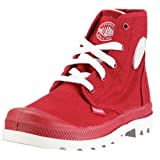 Palladium PAMPA HI LACE~VAPOR/WHITE~M 52784-051-M Mdchen Bootschuhe