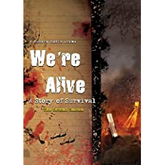 We're Alive: A Story of Survival - Season Two - Kc Wayland, Shane Salk