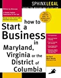 How to Start a Business in Maryland, Virginia, or the District of Columbia