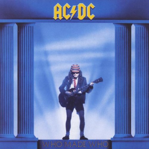 Who Made Who artwork