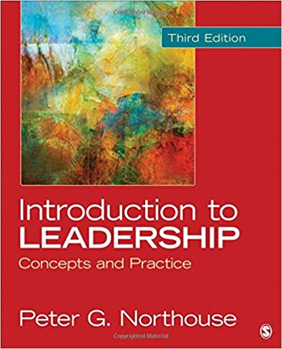 Introduction to leadership concepts and practice pdf