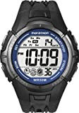 Timex Unisex T5K35970 Marathon Full-size Digital Chronograph Blue