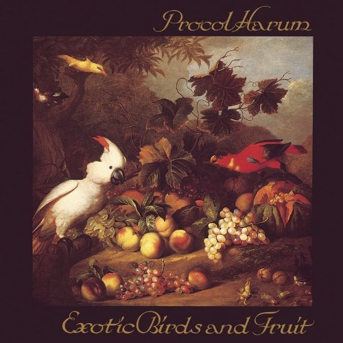 Procol Harum - Exotic Birds And Fruit - Procol Harum - Zortam Music